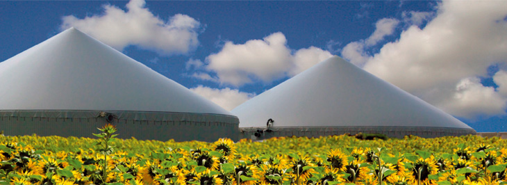 Anaerobic digestion provides environmental benefits