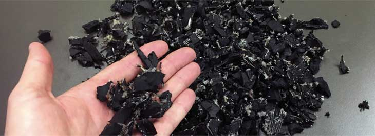 Rubber recycling: A growing industry