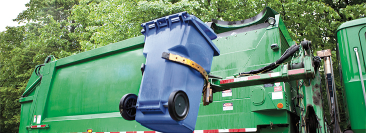 Working to curb recycling violations