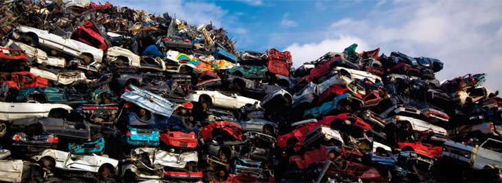 Exporting ELVs impacts auto recycling in U.S.