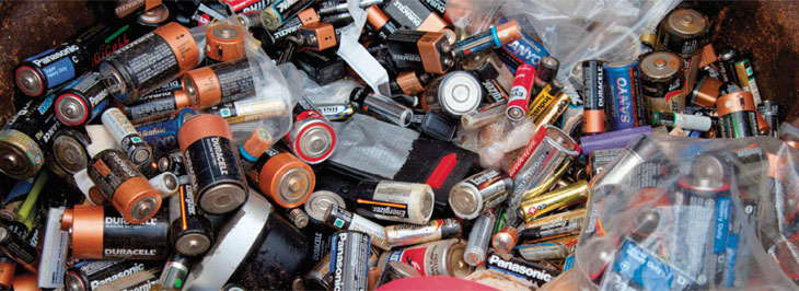 Model bill hints at future of battery recycling
