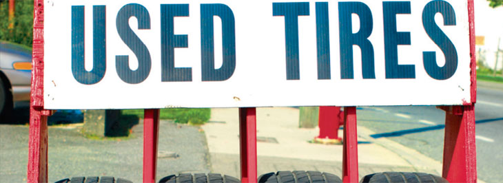 New Jersey becomes the latest to pass unsafe used tire law